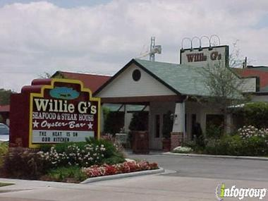 Willie G's Oyster Bar