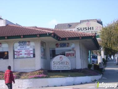 Sushi Twenty One