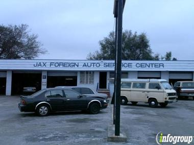 Jax Foreign Auto Svc &amp; Body