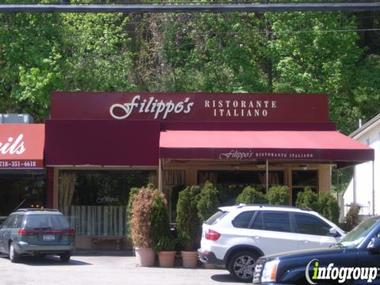 Filippo&#039;s Italian Restaurant