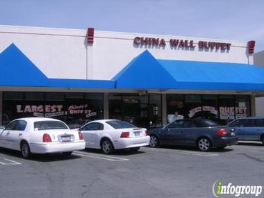 China Wall Buffet