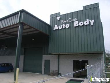 Pine Castle Auto Body Inc