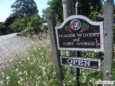 Prager Winery & Port Works