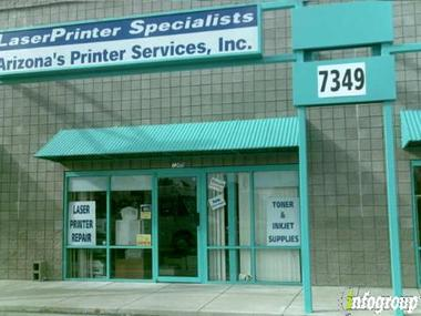 Arizona Printer Services Incorporated