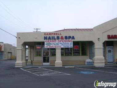 Campbell Nails & Spa
