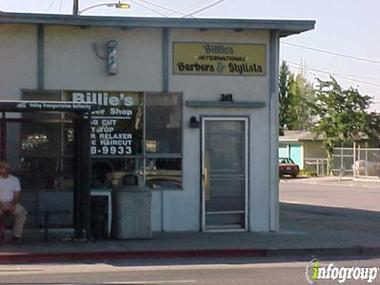 Billie's Barber Shop
