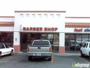 Pecos Barber Shop