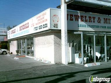 Jewelry &amp; Minerals-Las Vegas