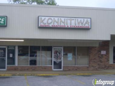 Konnitiwa Sushi & Steakhouse
