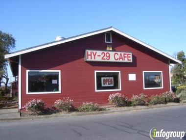 Hy-29 Cafe