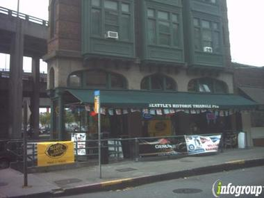 Seattle's Historic Triangle Pub