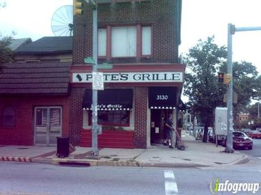 Pete&#039;s Grill