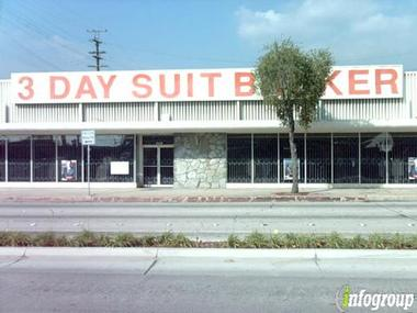 3 Day Suit Broker