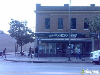 Cinderella Shoe Store