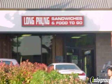 Long Phung Sandwich & Food