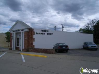 Fred's Barber Shop