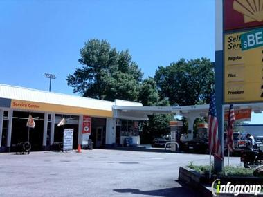 Grandt's Shell Svc Station