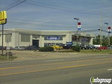 Liberty Ford Brunswick