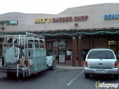 Papago's Plaza Barber Shop