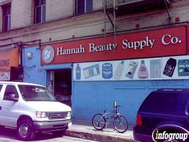 Hannah Cosmetics & Beauty