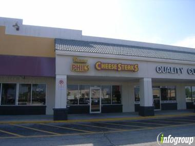 Famous Phil's Cheesesteaks