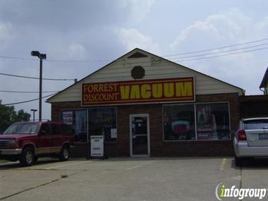 Forrest Discount Vacuum Clnr