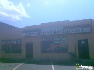 Bova&#039;s Italian Restaurant