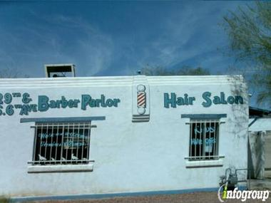 29 S6 Ave Salon &amp; Barber