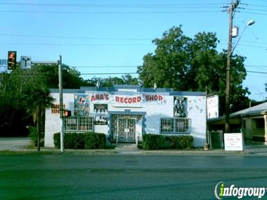 Ana's Record Shop