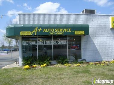 A+ Auto Service