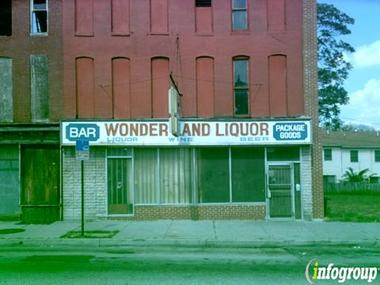 Wonderland Liquors