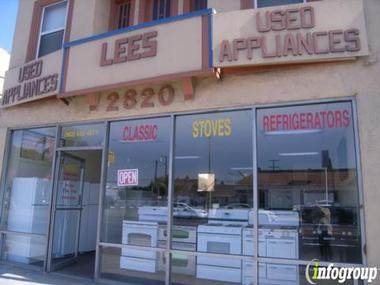 Lees Appliances