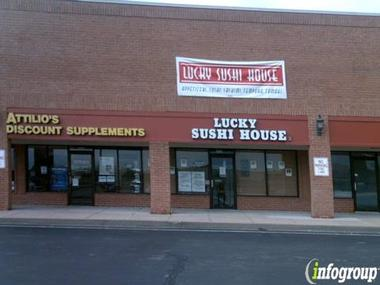 Lucky Sushi House