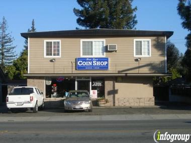 San Jose Coin Shop