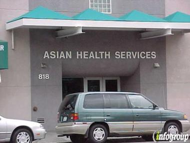 Chan, Clayton, Md - Asian Health Svc
