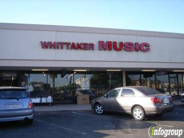 Whittaker Music Inc