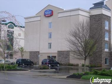 Fairfield Inn-Murfreesboro