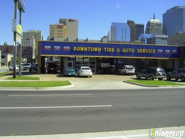 Pat's Tire & Auto Repair Downtown