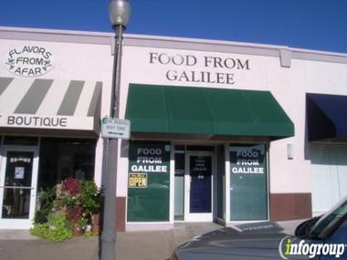 Food From Galillee
