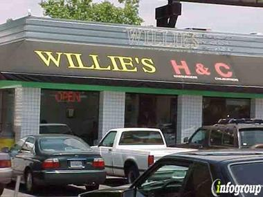 Willie's Burgers-Chiliburgers