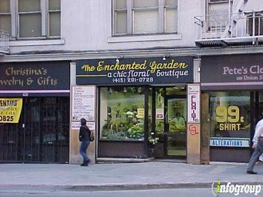 Enchanted Garden Florist