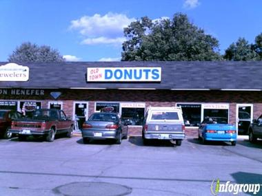 Old Town Donut Shop