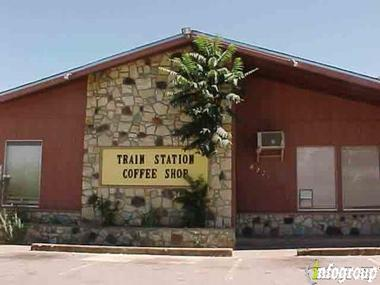 Train Station Coffee Shop