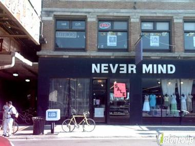Never Mind