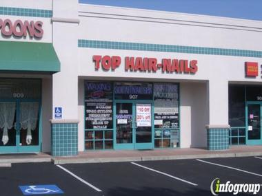 Top Hair-Nails