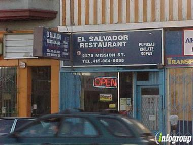 El Salvador Restaurant