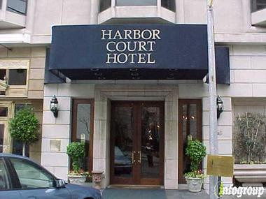 Harbor Court Hotel