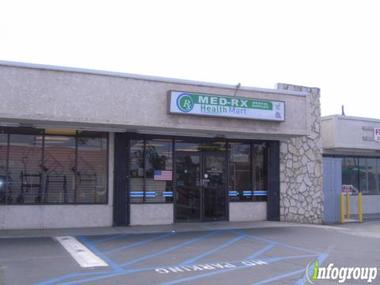 Med-Rx Health Mart Pharmacy