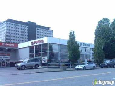 Toyota/Scion Of Seattle