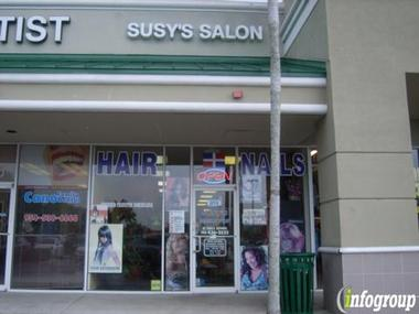 Susy's Hair Salon Llc